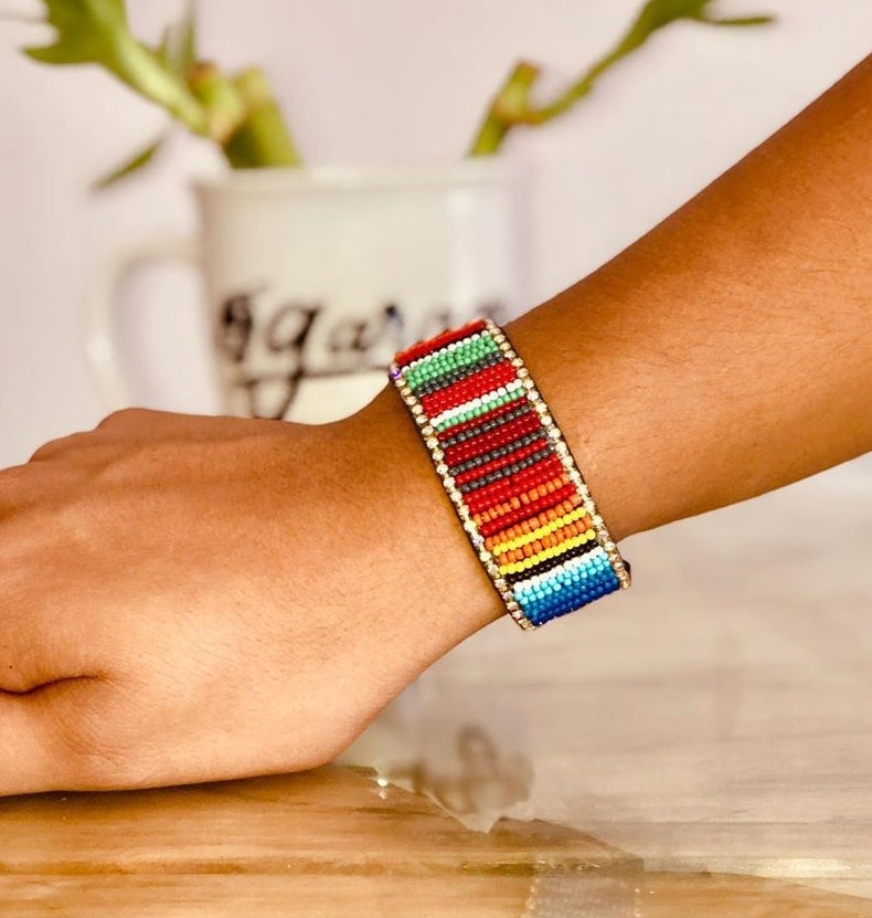 Fashion Multicolor Beaded Bracelet