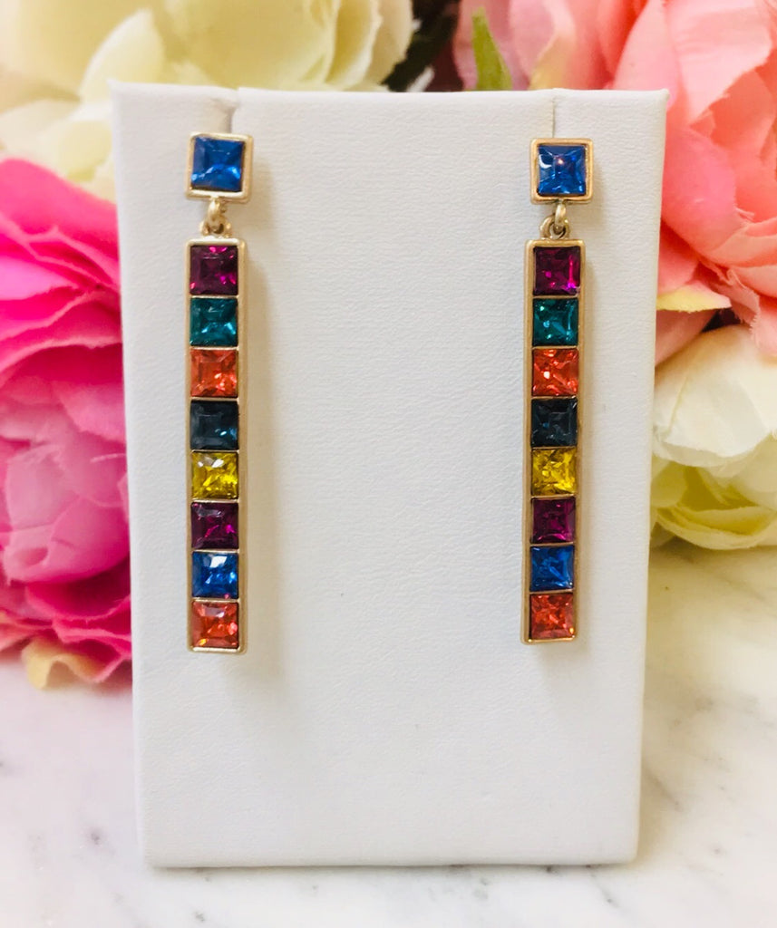 Fashion Multicolor Earrings
