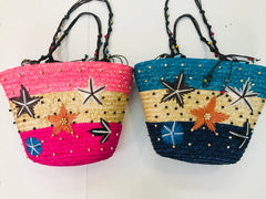 Beach fashion handbag