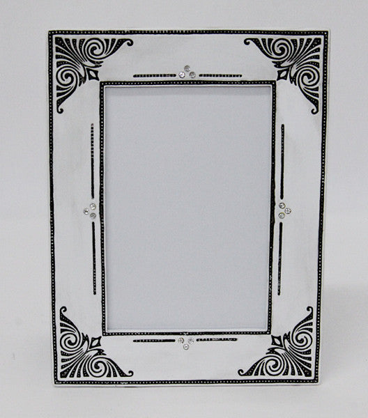 Photo Frame Shabby White 4×6 1