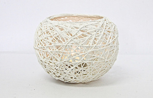 Tea Light Small Thread Ball