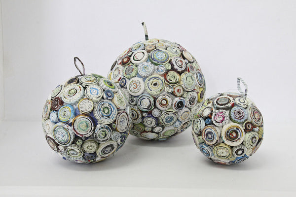 Decoration Rounds Three Sizes