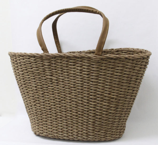 Best Beach Basket – Big Oval Honey 1