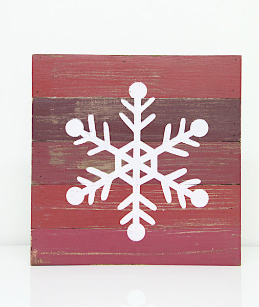 Wall decor - Snow Flake