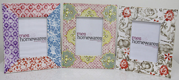 Printed Flower range