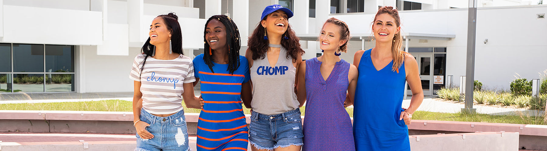 best service 617fb b3ed5 Calling all Gator Fans! You will love our growing selection of University  of Florida Gators Women s apparel! Tired of wearing the same old generic  t-shirt ...