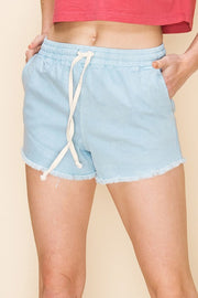 The Living in Paradise Shorts (Blue)