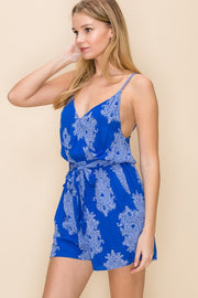 The Pacific Blue Romper (4456837513264)