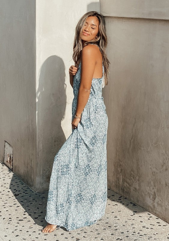 The Ocean Blues Maxi