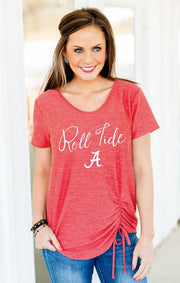 Alabama Roll Tide In a Cinch Tee (3814077431856)