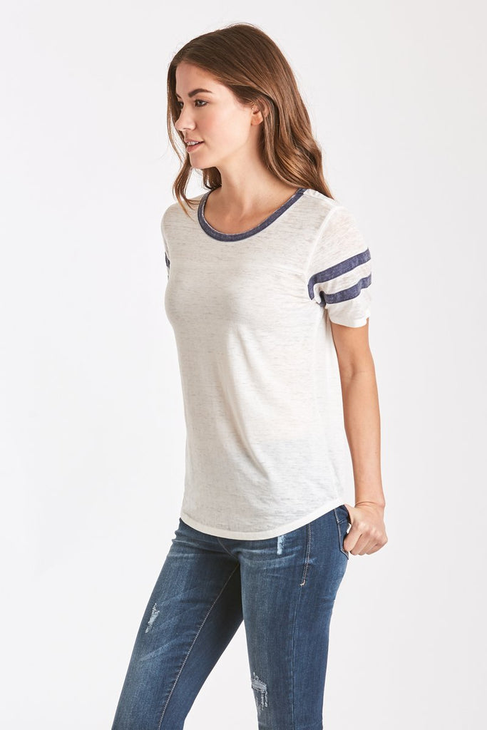 The Analisa Burn-Out Vintage Tee