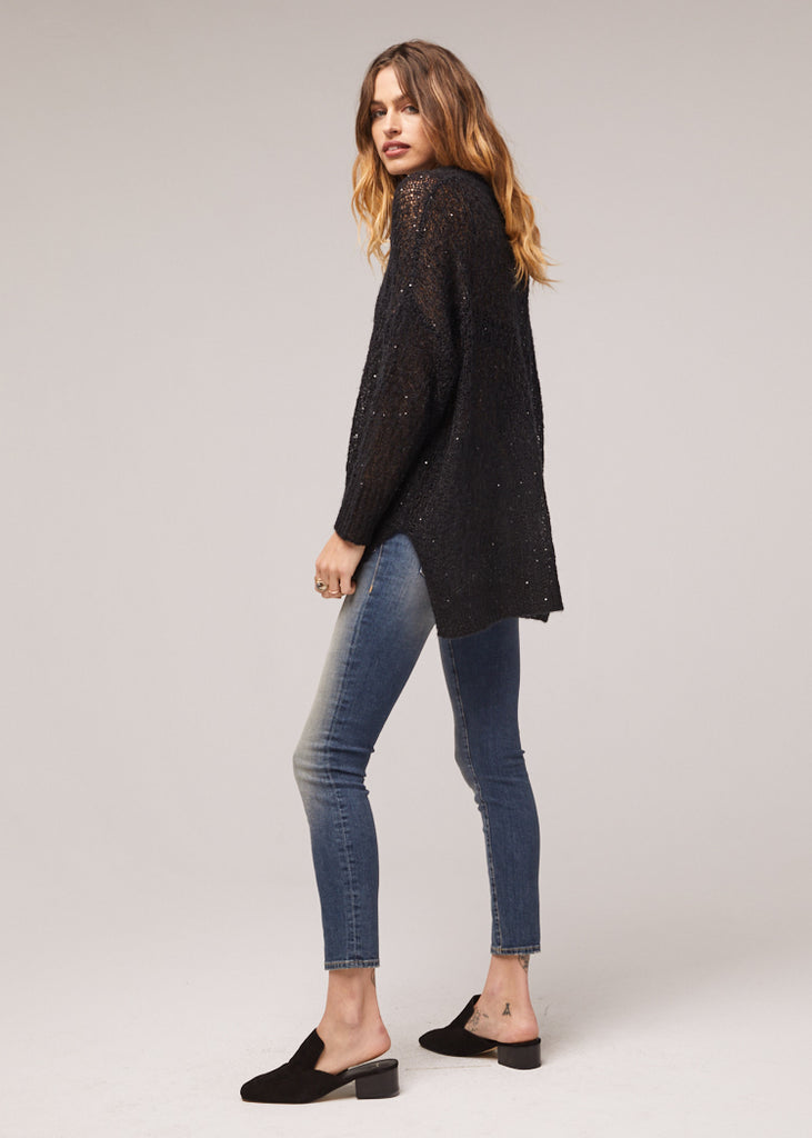 The Kerry Sequin Sweater