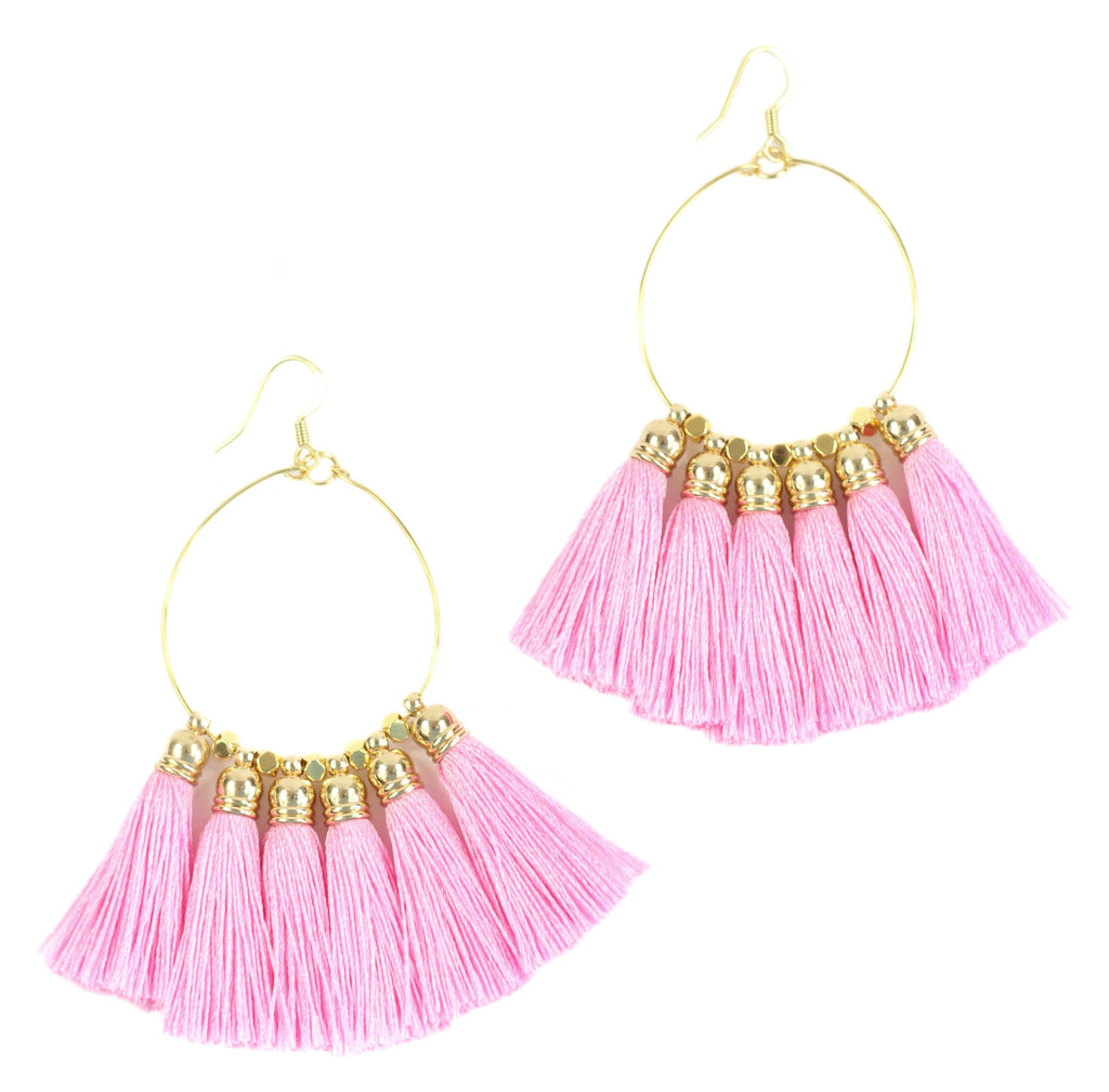Bourbon and Boweties - The Tahiti Earring 1