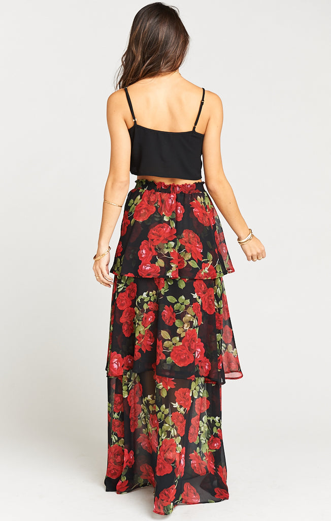 Budding Romance Karla Convertible Skirt Maxi Dress Show Me Your Mumu - Bows and Arrows FSU Seminoles and UF Gators Women's Game Day Dresses and Apparel
