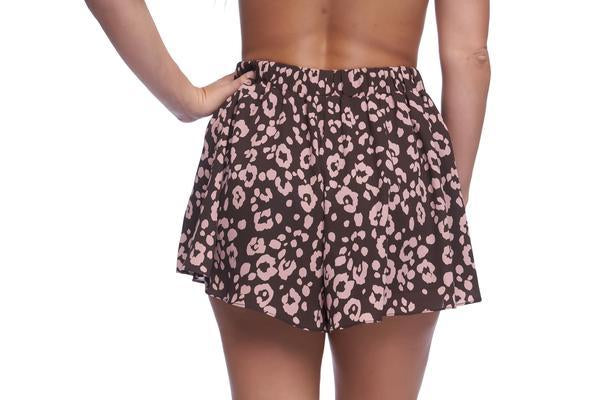 Monica Pitter Patter Shorts