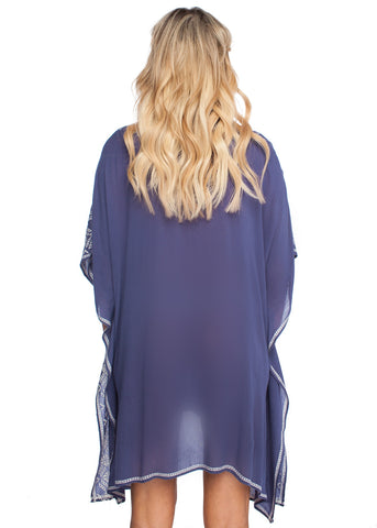Buddy Love Kahuna Dove Tunic