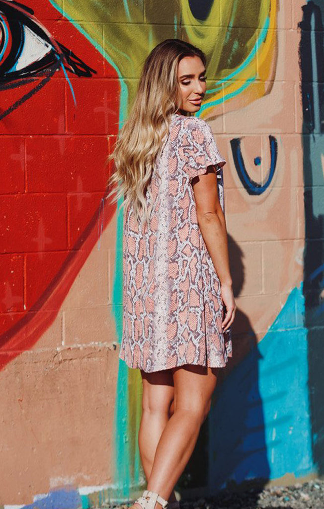 The Ciara Tucson Dress