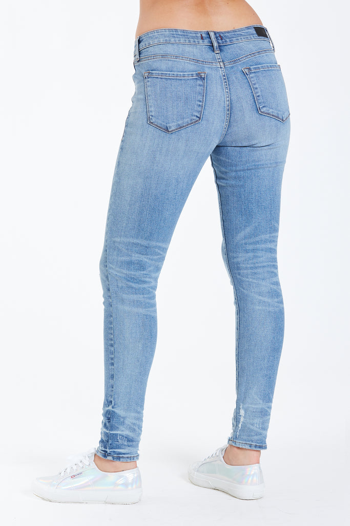 The Gisele Ankle Skinny Jean