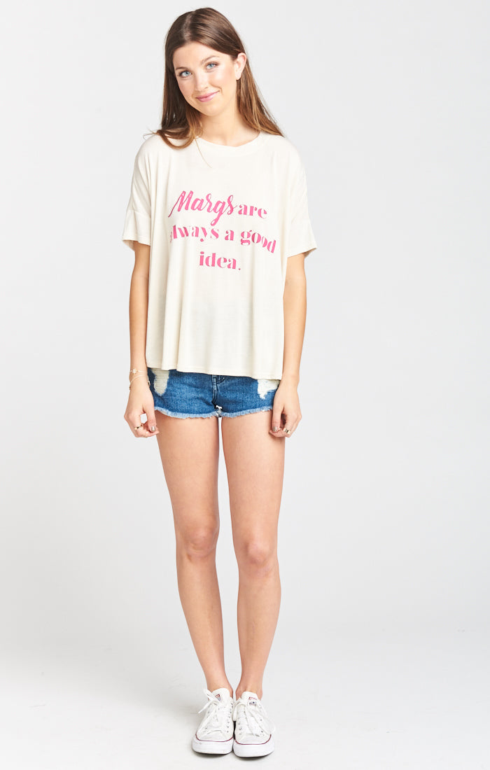 Emerson Margs Always Graphic Tee