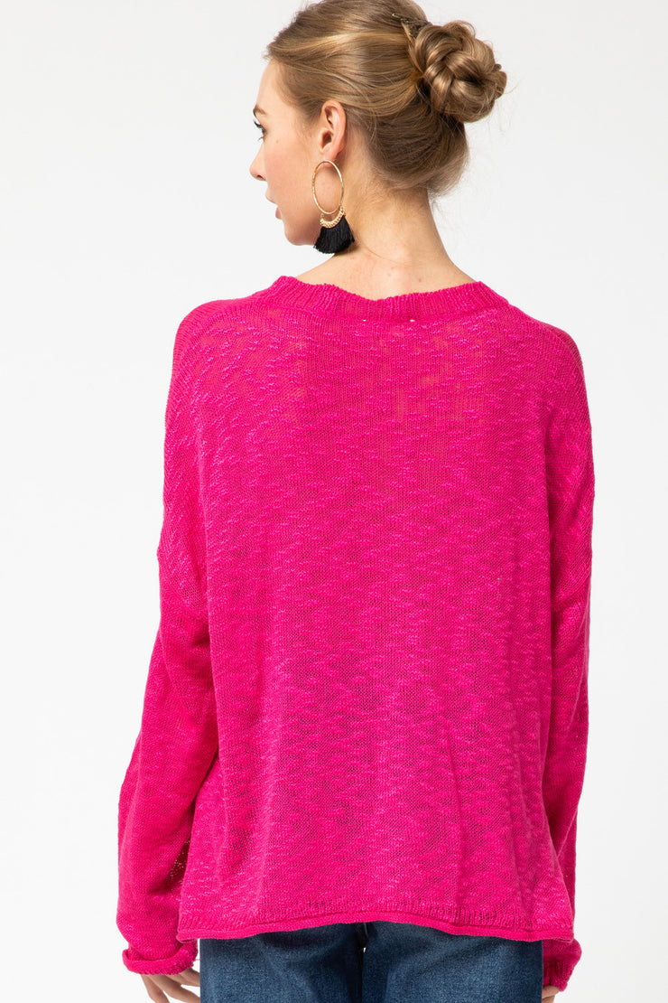 The Sweetheart Lightweight Sweater (4426852204592)