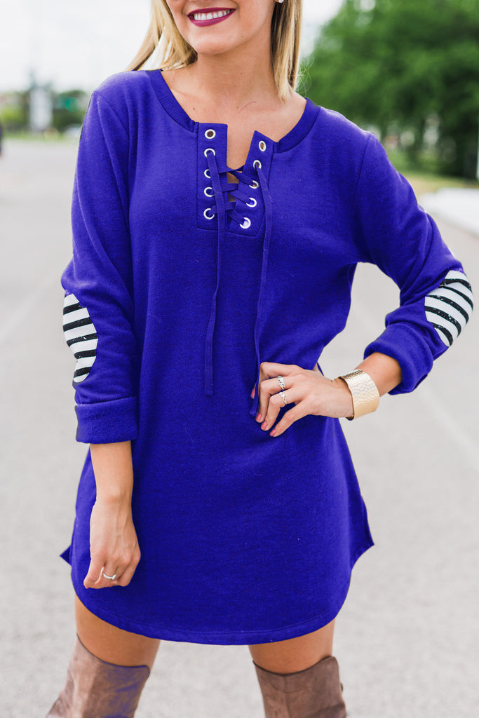 Florida Gators Cozy Lace-Up Tunic