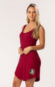 The Stella Seminoles Tank Dress (1398658105392)