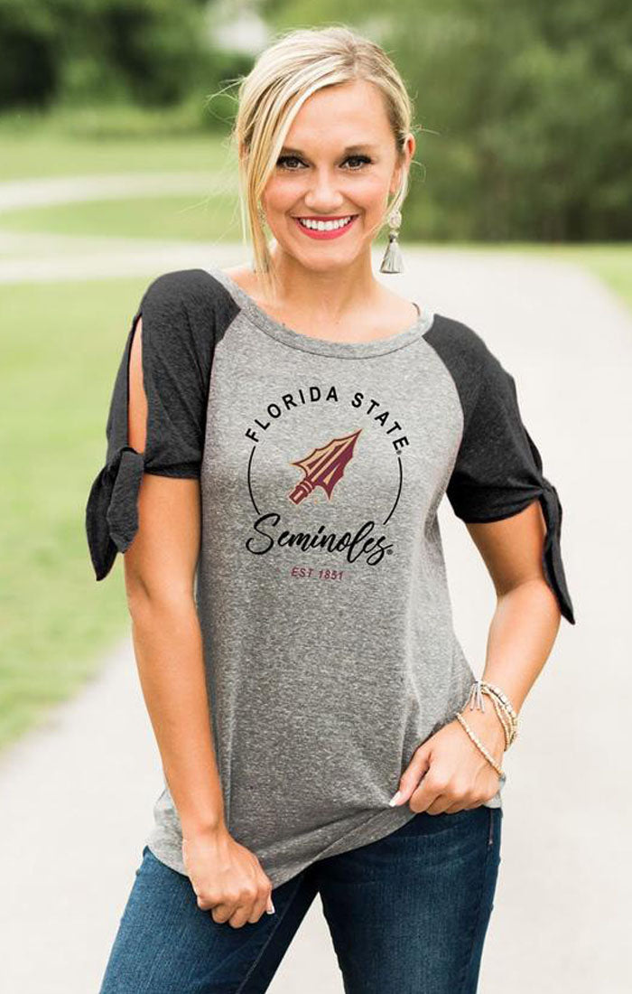 Florida State Seminoles Better than the Rest Raglan Tee (2341263867952)