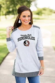 Florida State Skip the Lines Oversized Tunic (1398612787248)