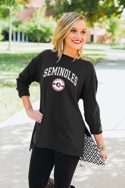 Florida State Seminoles Going Places Oversized Tunic (1398163931184)