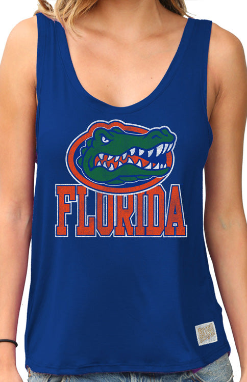 The Cameron Vintage Florida Gators Slouchy Tank