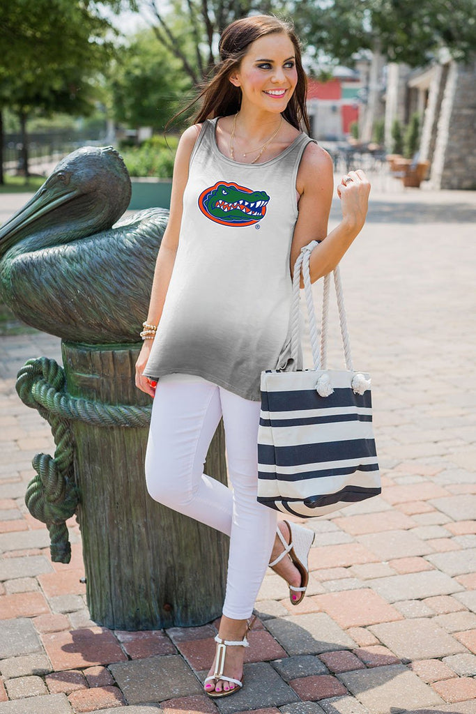 Florida Gators Going Coastal Ombre Tank