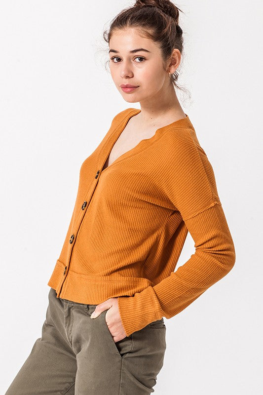 The Carrie Cardi (Pumpkin Spice)