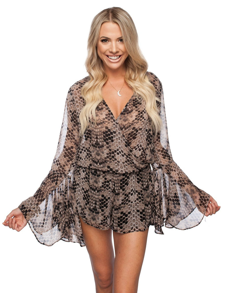 Spencer Amazon Romper