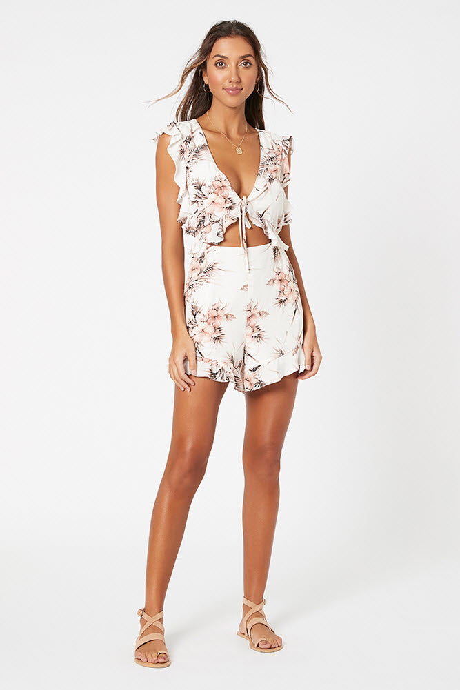 The Tahiti Holiday Playsuit