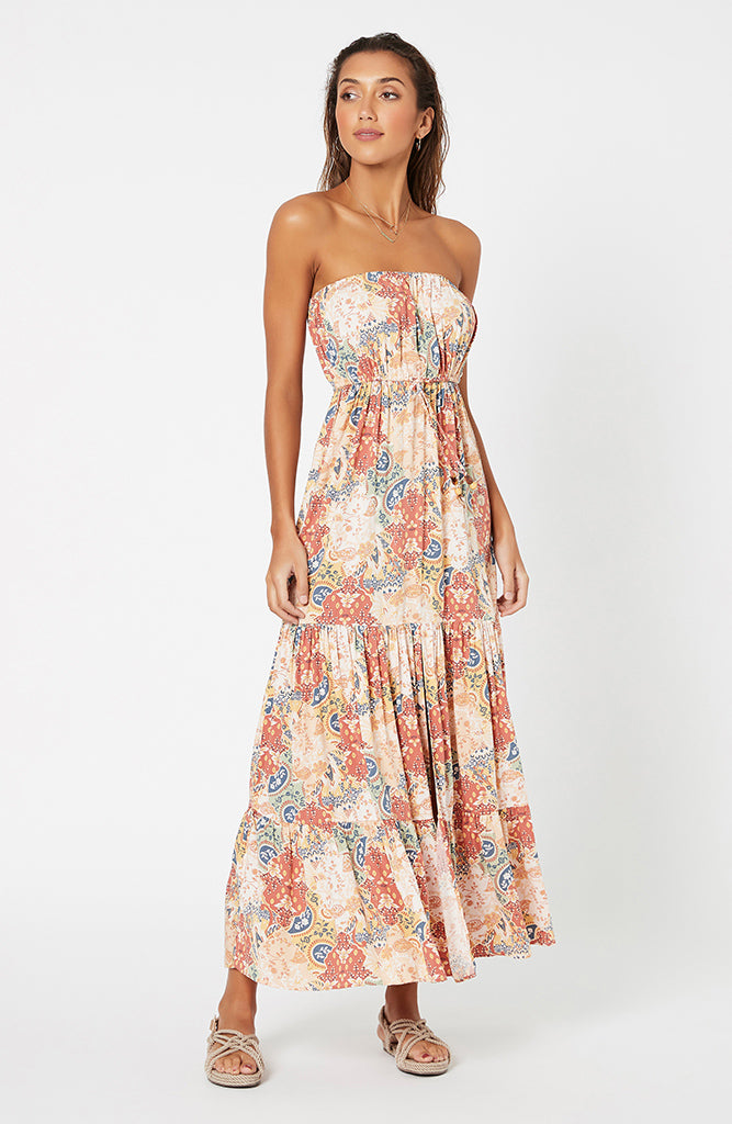 The Wanderer Maxi Dress
