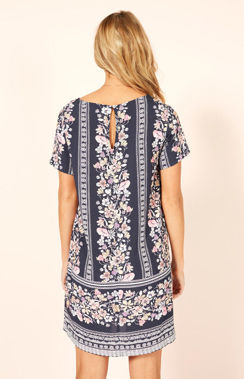 In Bloom Tee Dress
