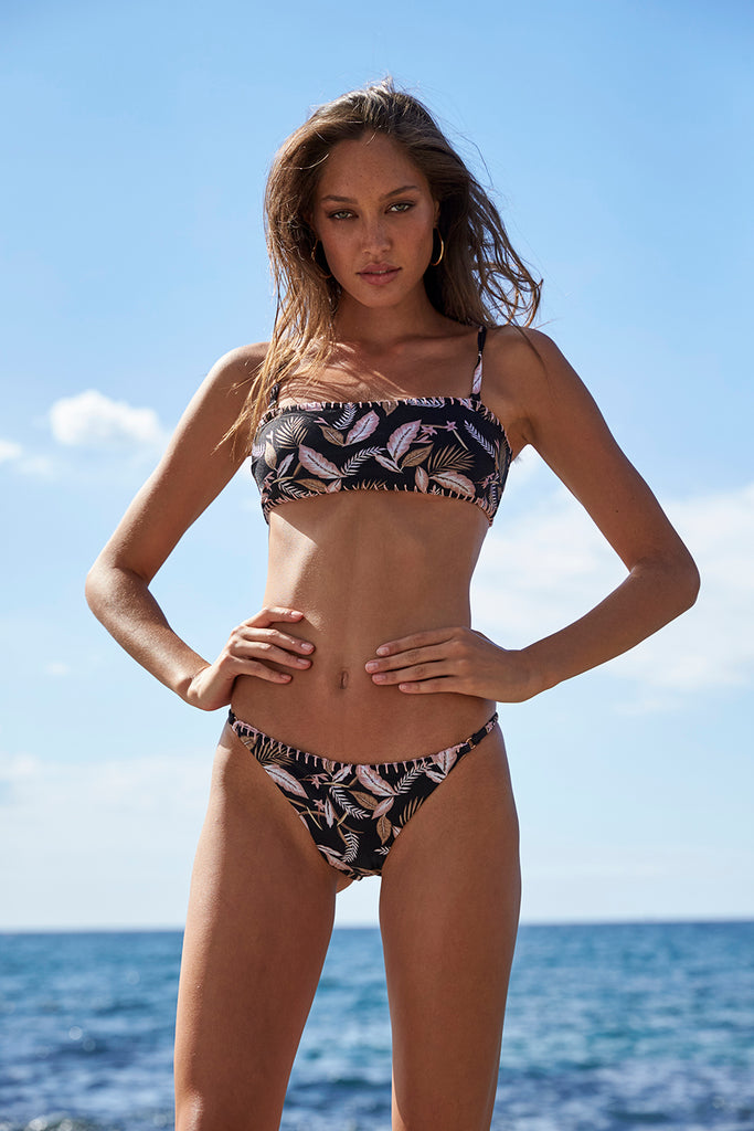 Ipanema String Cut-Out Bottoms
