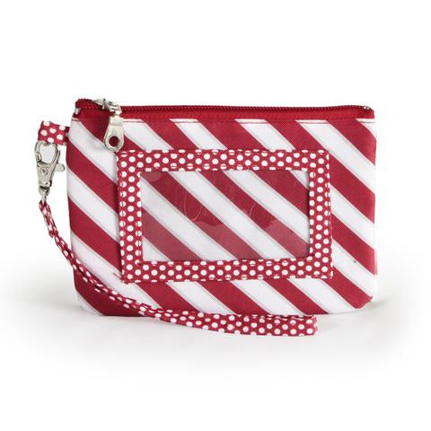 Alabama Game Day Wristlet Wristlet Desden - Bows and Arrows FSU Seminoles and UF Gators Women's Game Day Dresses and Apparel