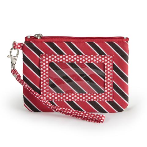 Georgia Game Day Wristlet