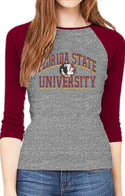 Riley Vintage Florida State University Baseball Tee (3823172517936)