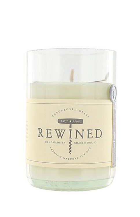 Rewined Candle - Rose, 11 oz.