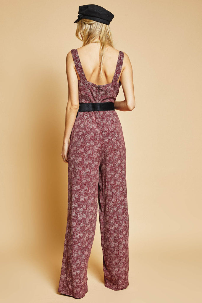 The Escape to Paris Jumpsuit