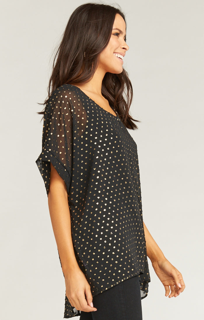 The Cassidy Top Goldie Dot (4170962927664)