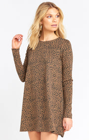 Toby Dress Nice to Cheetah Stretch (4396298600496)