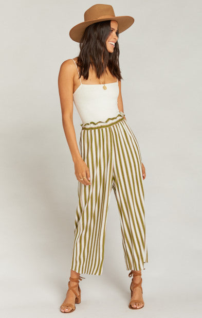Expedition Pants Ciao Bella Stripe