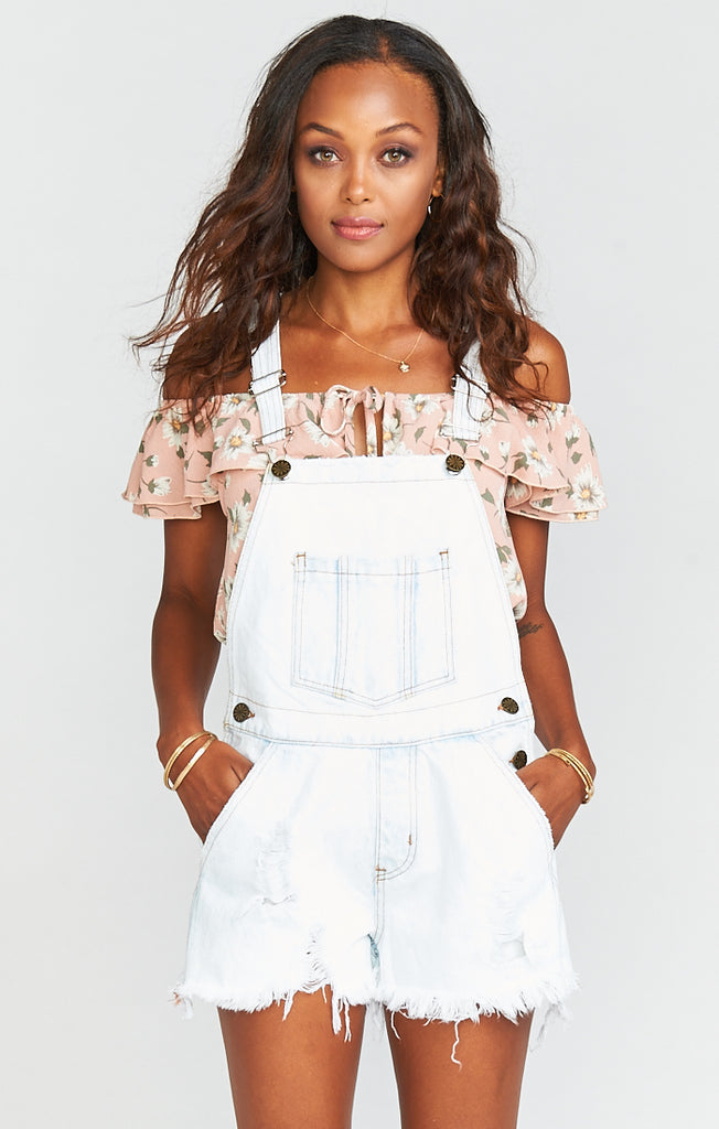 Georgia Polar Acid Overalls