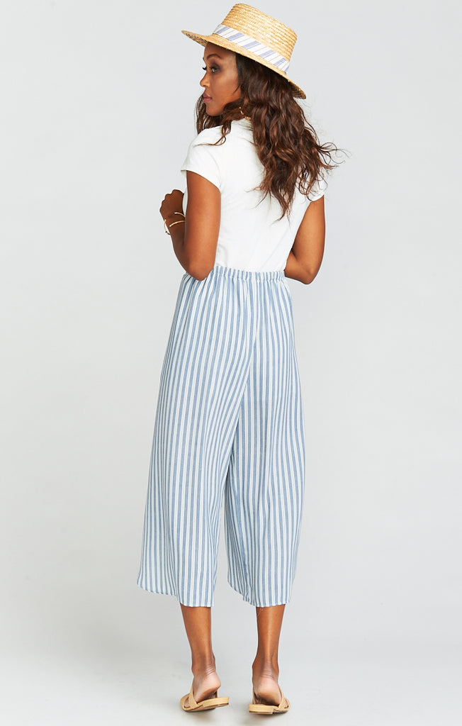 Limbo She Sails Stripe Flux Pant