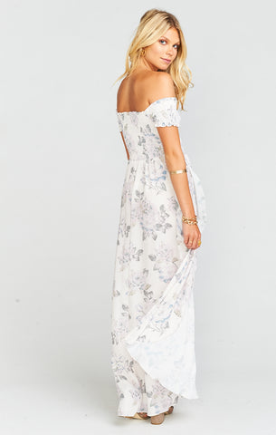Willa Everlasting Rose Maxi Dress