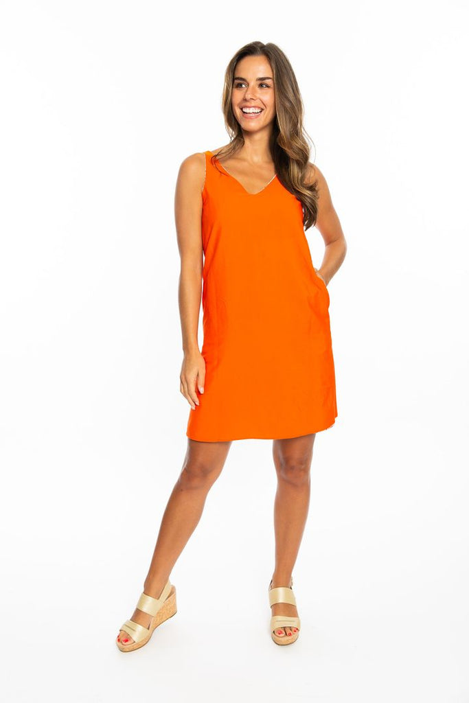 The Tiger Reversible Game Day Dress