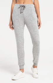 The Marled Jogger (Heather Grey)